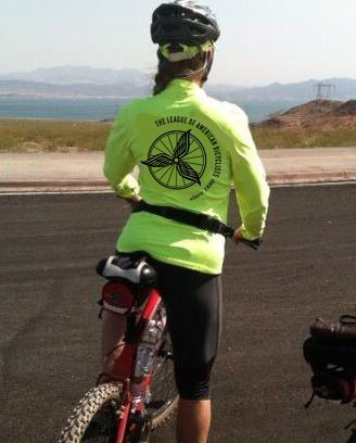 Henderson Bike Routes Led by League of American Bicyclists Smart Cycling Instructor, Debra Stefan, LCI