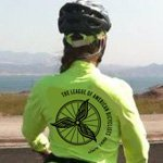 Debra Stefan, LCI League Bicycle Instructor i