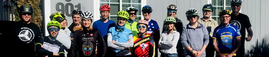 Go to bikeleague.org/events for Smart Cycling Workshops and Courses