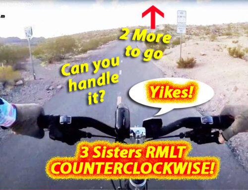 Biking to Lose Weight-Three Sisters Challenge