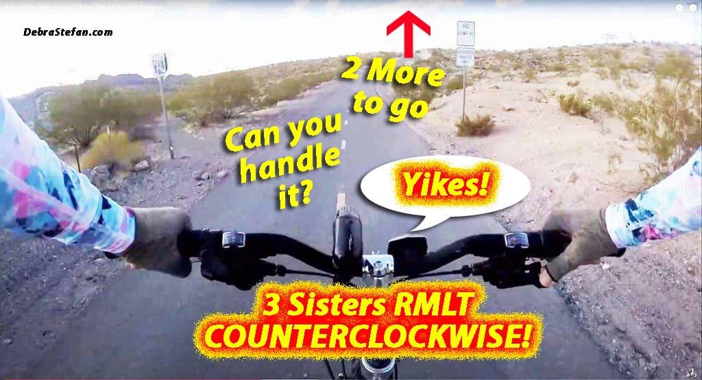 Three Sisters Bike Trail Challenge CCW