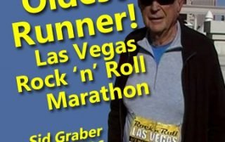 oldest runner in the las vegas marathon