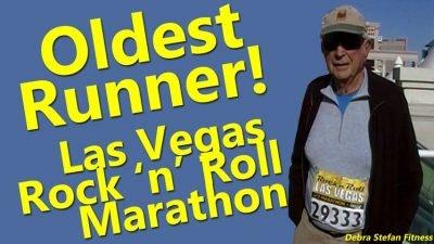 86 Year Old Marathon Senior Fitness Retreat