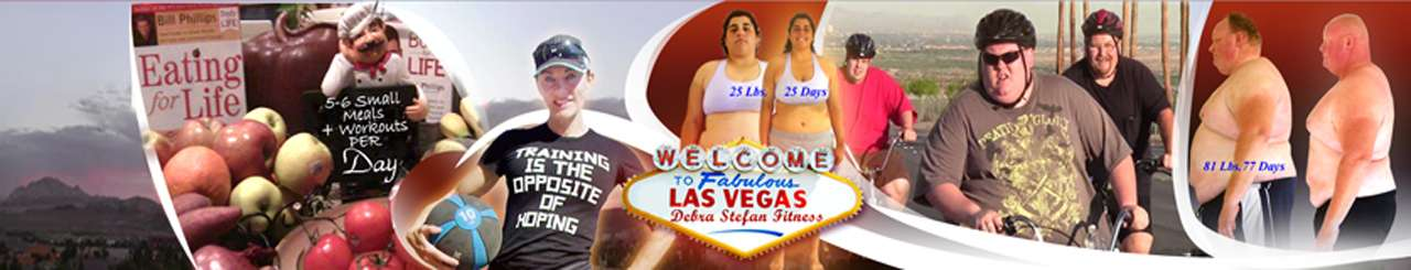 Adult Weight Loss Camp, Las Vegas
