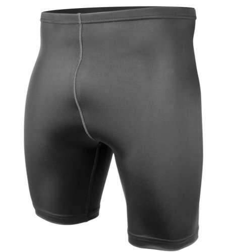BIG Man Exercise Compression Shorts 4XL BLK  0234b1d80bf7