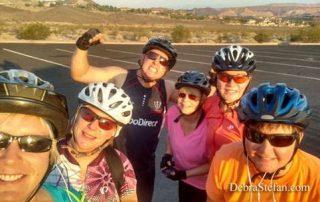 Bike Fitness Group Ride