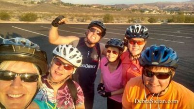 Bike Fitness Group Ride