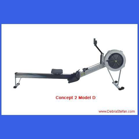 Concept 2 Rower- Model D