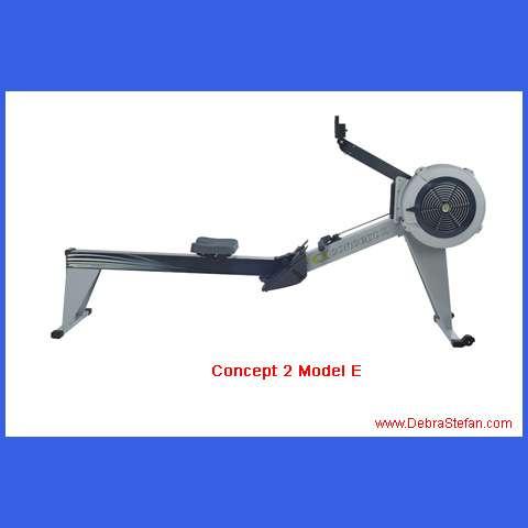 Concept 2 Rower- Model E