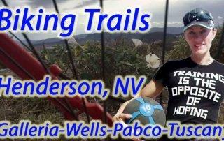 Fitness Biking Retreat Routes in Henderson, NV