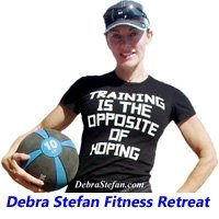 Debra Stefan Fitness Retreat