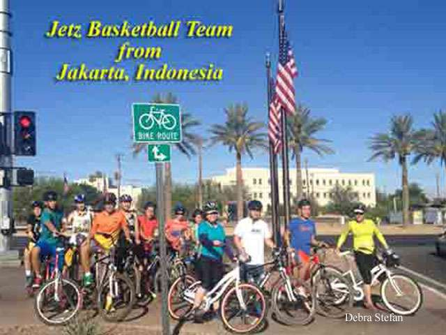 Group Bike Ride for Teams
