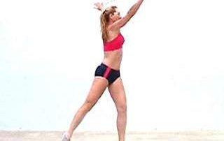 Jump Rope Instructor, Debra Stefan