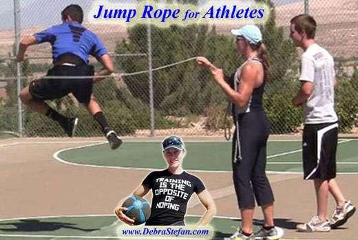 Jump Rope Skills for Long Rope Group Jumping