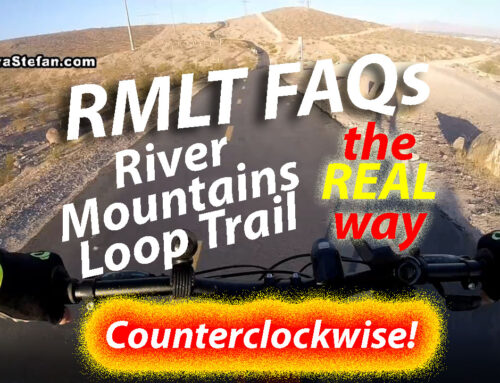 Bike Fitness Challenge RMLT-River Mountains Loop Trail Counterclockwise!