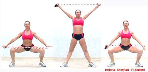 Jump Rope Instruction- Stretches for Warm Up and Cool Down