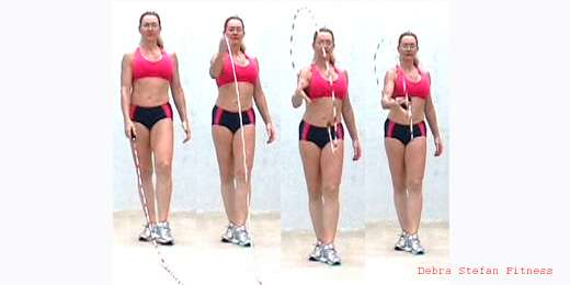 Jump Rope Instruction- Jump Rope Skills - Snap Catch