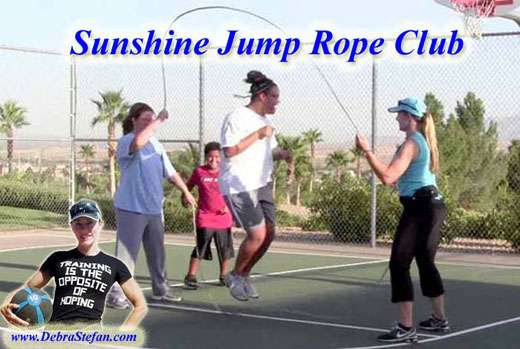 Jump Rope Instructor-Double Dutch
