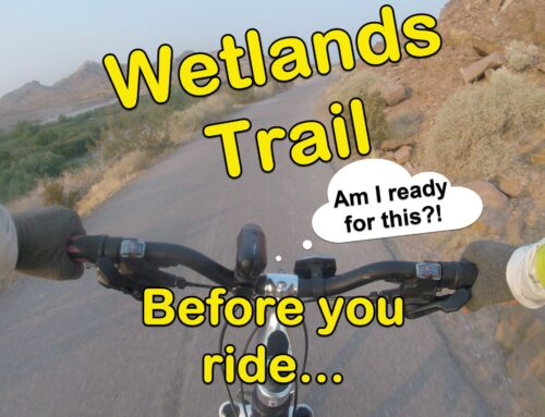 Bike Fitness and Biking Skills to Ride the Wetlands Trail in Henderson, Nevada