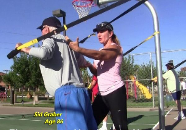 Senior Fitness Camp