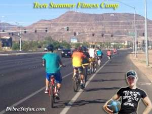Teen Summer Fitness Camp in Henderson, NV