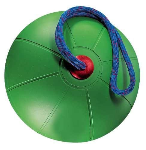Extreme Converta-Ball has detachable rope.