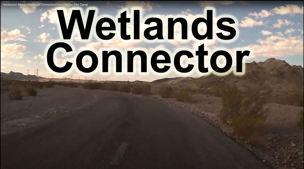 Wetlands Connector Trail