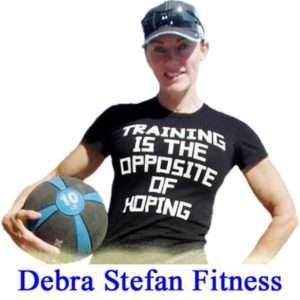Weight Loss Accountability Coaching by Debra Stefan