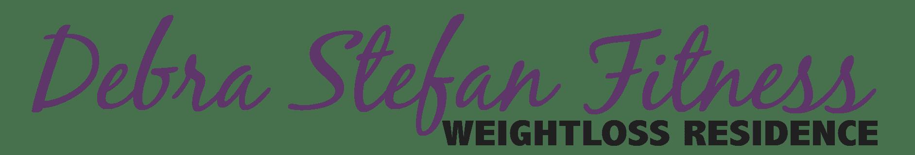 Debra Stefan Fitness Retreat Retina Logo