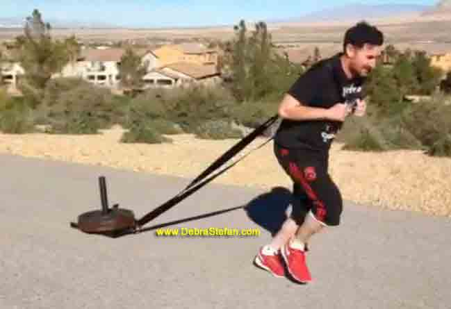 Mens Weight Loss Camp 3rd Annual Visit to Las Vegas Fitness Retreat