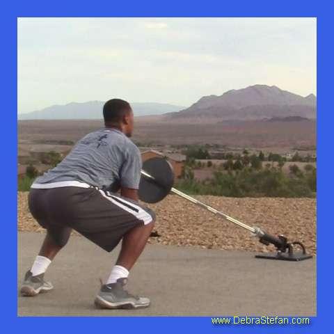 Landmine Extreme Core Trainer