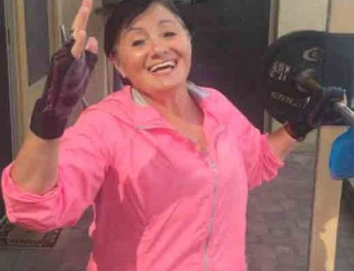 Live-in Weight Loss Retreat-Senior Woman Loses 36″