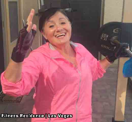 Senior Fitness Retreat in Las Vegas