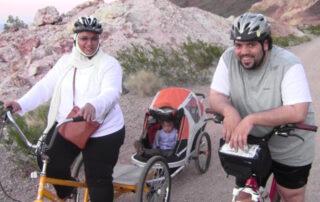 U.S. Fitness Holiday for Saudi Family