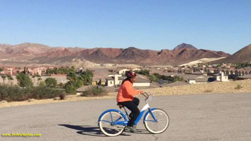 Adult Bicycle Lessons- Ride a Bike for the First Time Private with bicycling lessons at a bike fitness retreat
